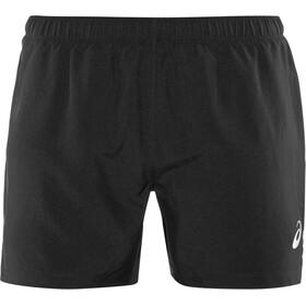 asics Silver Shorts 5'' Homme, noir